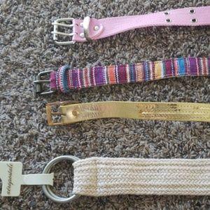 Belt Set M/L... see offer inside!